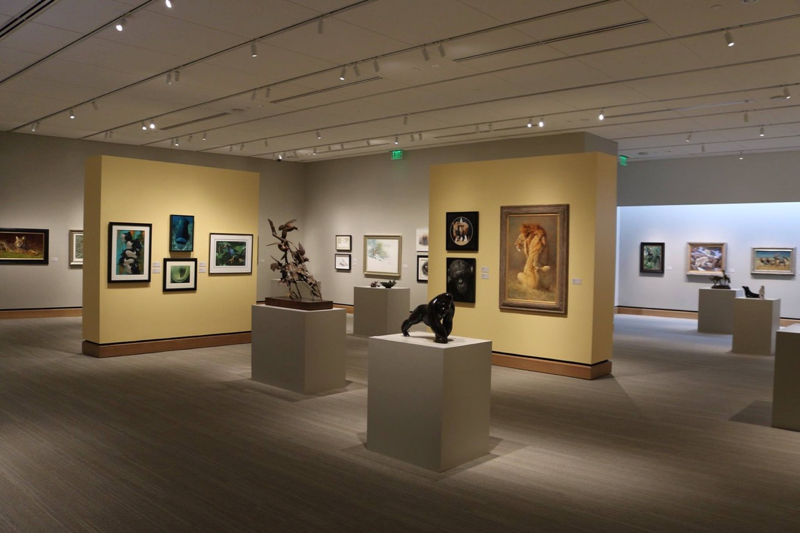 Exhibition History of the Society of Animal Artists from